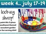 week 4 summer mini-camp - july 17-19
