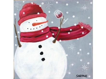Snowman Cheer - Fri. Nov. 24 at 7pm