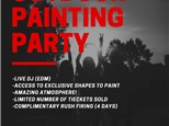 Outdoor Painting Party Ticket