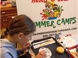 """Sign up now for 2018 """"June"""" Summer Camps ~ partial day camps & all day camps offered!"""