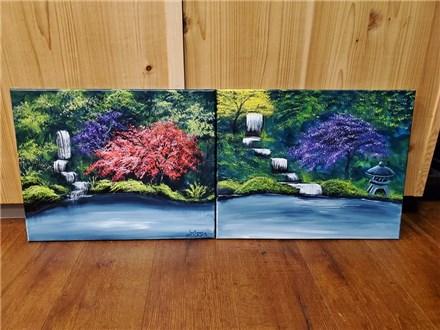 11/8 Japanese Garden (deposit)