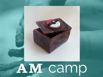 Trading Card Box (Game On) July 27th, Morning Camp 2017