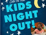 Kids Night Out - Pumpkin Painting! Friday, October 2nd 2020