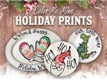 Holiday Prints!