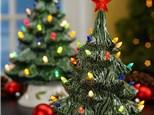 Pre-holiday Vintage Christmas Tree Pre-Order Sale.