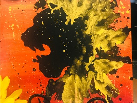 Art Club: Lion King Canvas- Week 4