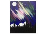 Northern Lights - Paint & Sip - Jan 6