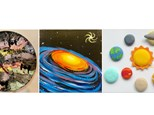 Outer Space- Wednesday, August 18th- 12 to 4pm