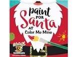 Paint with Santa- December 8, 2018 (Torrance)