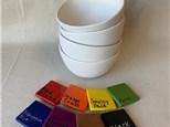 Take Home Kit - Set of Four Bowls