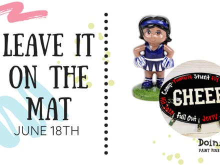 Leave it on the Mat Summer Camp