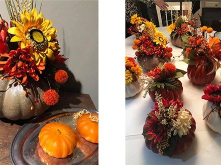 Special Event-Thanksgiving Table Centerpieces