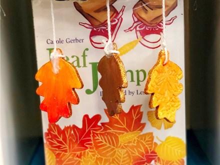 Pre-K Storytime: Leaf Jumpers