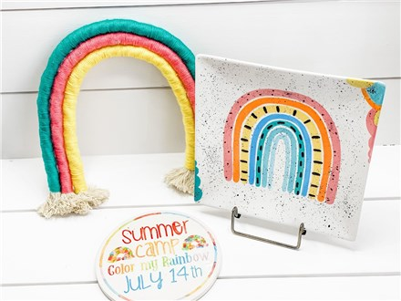 Color My Rainbow Kids Camp