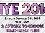 2016 New Year's Eve Bash!
