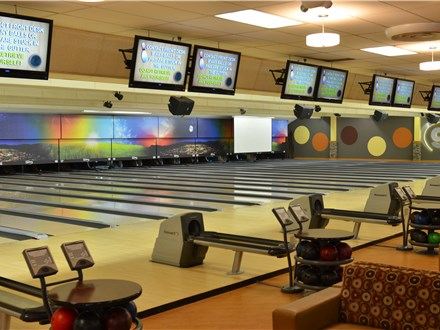 Bowling and Laser Tag Party