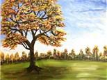 Fall Canvas Class!