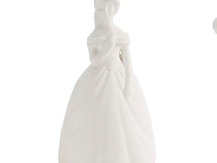Princess Figurine - Ready to Paint