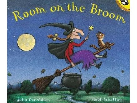 Story Time - Room on the Broom - Evening Session - 10.02.18