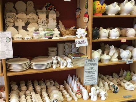 That Pottery Place $25 Gift Certificates