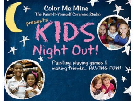 Kid's Night Out - August 18th