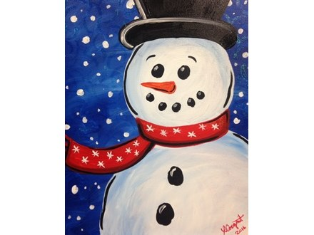 Tuesday, December 13th 6:30pm Frosty