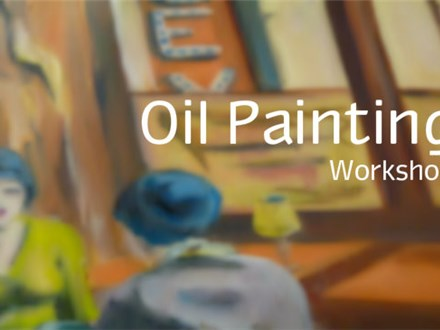 Oil Painting for Adults