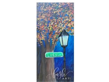 Street Light Paint Class - WR