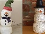 Family Clay - Let's Build a Snowman! Sat. Nov. 21 9:30 am - noon