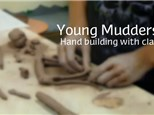 Young Mudders - Hand Building & Sculpting w/ Clay (Ages 9-15)