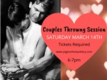 Couples Throwing Session