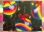 12/19 Rainbow Ornaments 7 PM $40