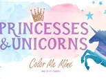 Princesses and Unicorns Party - February 9th