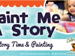 Paint Me A Story - There's A Giraffe In My Soup - January 8