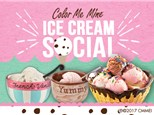 Ice Cream Social - July 15 @ 12 pm