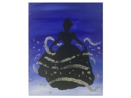 Cinderella Kids Canvas - 09/01