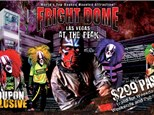 $299 Groupon : Fright Dome入場券Admission Ticket (Weekday Night time, Weekend&PH/平日夜場, 六日及公眾假期)