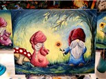 9/24 Gnome Love (deposit)