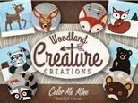 Summer Camp (Woodland Creatures) - July 2-6, 2018