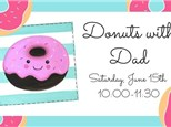 Donuts With Dad, June 15th