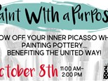 United Way CITI Tampa FUNdraiser with The Pottery Patch