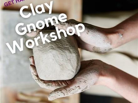 Clay Gnome Workshop