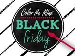 FREE Studio Fees - Black Friday - November 23