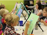 Summer Intense Art Camp Ages 6-12