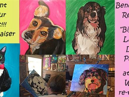 Paint Your Pet, Fundraiser!