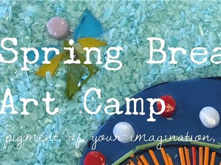 Spring Break Camp Imagination 2018