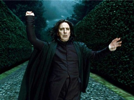 Hogwarts Defense Against The Dark Arts - August 8