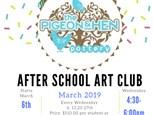 March After School Art Club