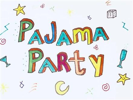 New Years Pajama Party