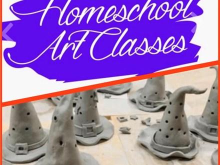 Homeschool Art Tuesdays!